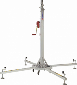 Световая стойка-элеватор Work LW-265R